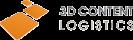 3D Content Logistics Logo